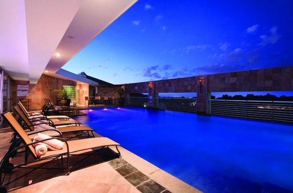 Hyatt Regency Johannesburg Johannesburg Hotels Location
