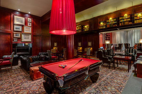 Melrose Arch Hotel is close to all amenities.