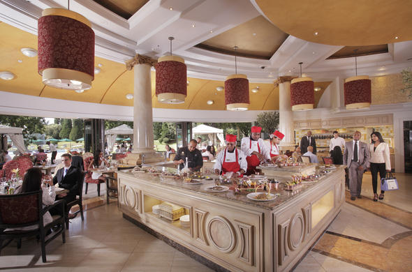Images of johannesburg airport hotel d 39 oreale grande for Luxury kitchen johannesburg