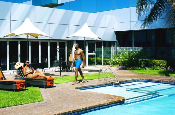Holiday Inn Garden Court Milpark Hotel Johannesburg